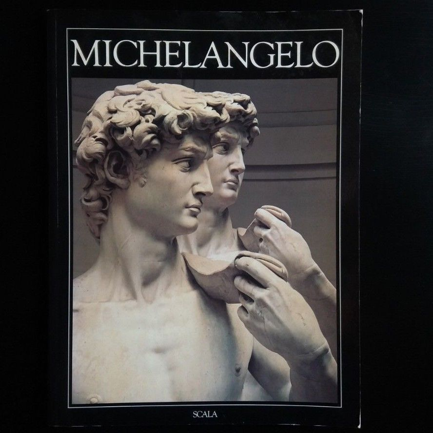 Scala MICHELANGELO by Lutz Heusinger Great Masters of Art History Book 1989 -VG
