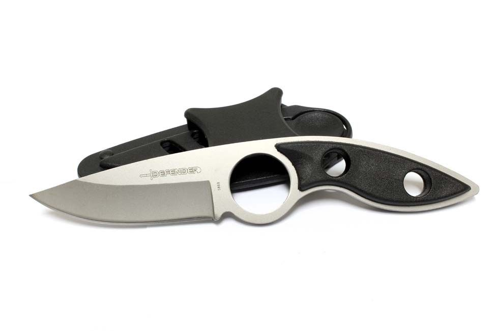Concealed Carry EDC Fixed Blade Knife Horizontal Mount Tactical Sheath USA & Canada FAST SHIPPING