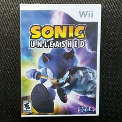 Sonic Unleashed Nintendo Wii / U Compatible NTSC Brand New & Factory Sealed copy