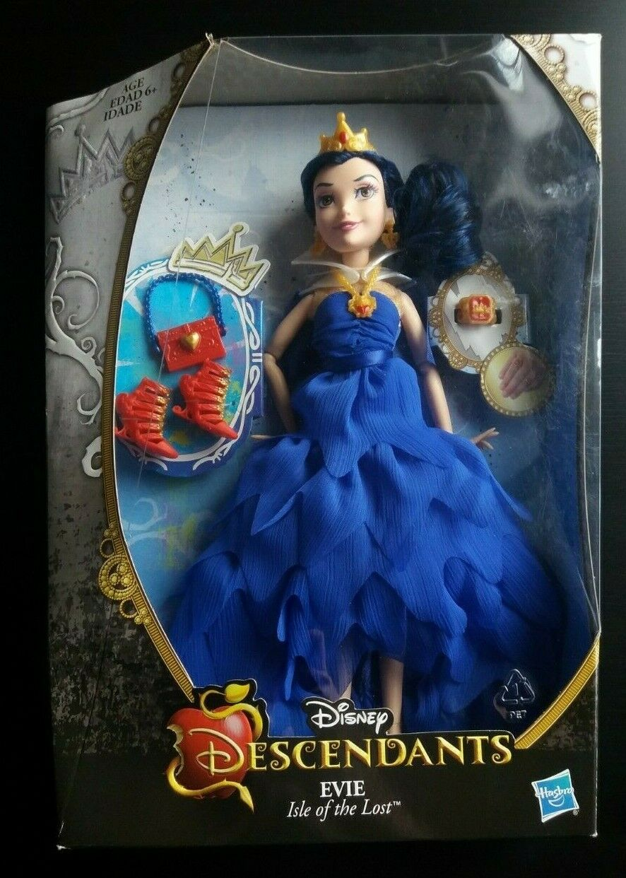 Disney Descendants Coronation Evie Isle of the Lost Toy Doll Brand New in Box