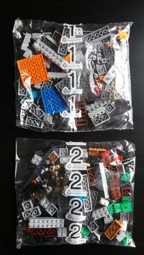 LEGO Minecraft The Cave 21113 Steve Zombie Minifigures Spider SEALED BAGS ONLY